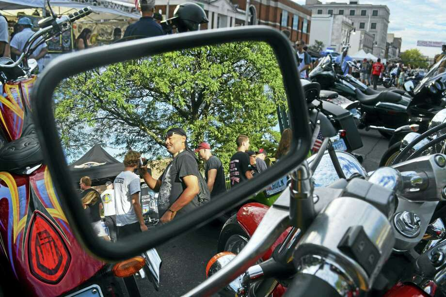 Middletown's popular summer Motorcycle Mania, which drew thousands upon thousands of bikes to Main Street for 13 years, won't continue, city officials said, because of growing security costs to run the event. Photo: File Photo