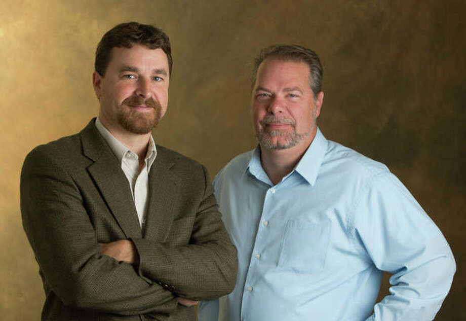 Steve Hupp and Jeremy Jewell Photo: For The Intelligencer