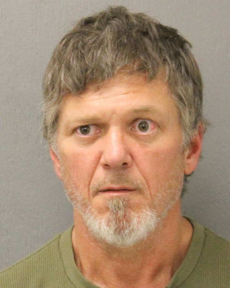Ronnie Isbel, 51, has been charged with felony murder and failure to stop and render aid involving death in a Thursday, Jan. 10, 2019 crash in Cloverleaf. Photo: Harris County Sheriff's Office
