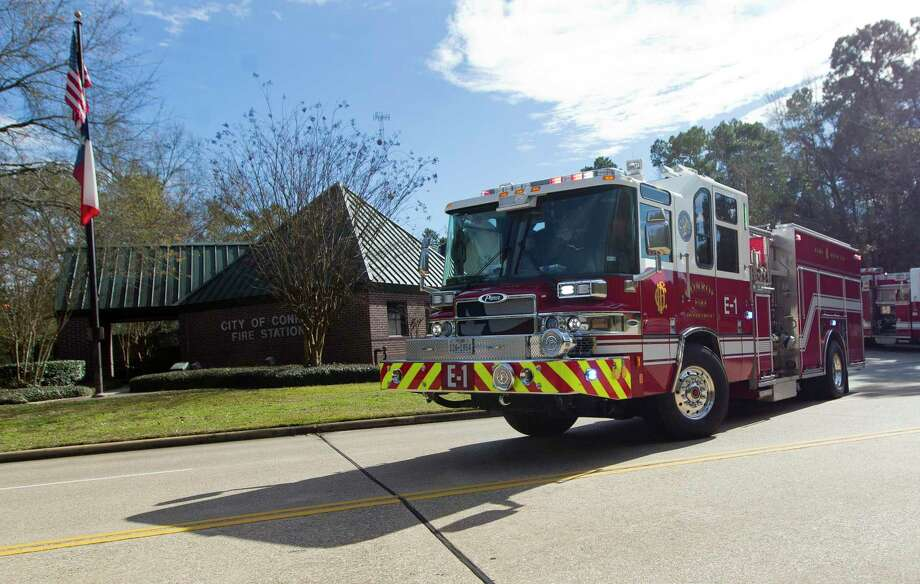 After a controversial vote in January to approve much narrower streets for a new residential development, the Conroe City Council will host a public hearing on an ordinance change that would allow for smaller streets in all future residential developments making access for large vehicles, including fire trucks, difficult. Photo: Jason Fochtman, Houston Chronicle / Staff Photographer / © 2018 Houston Chronicle