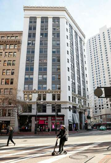 Historic SF Hearst Building wins key approval to become hotel