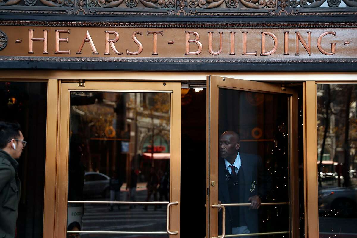 Hearst Building at 5 Third Street in San Francisco, Calif. on Tuesday, December 11, 2018.