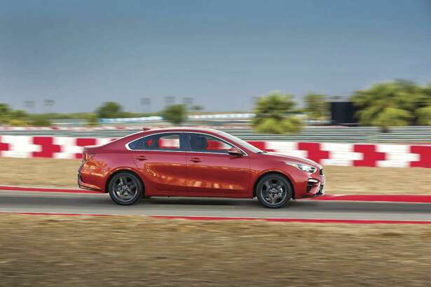 The all-new 2019 Kia Forte enters its third generation with a more sophisticated design and desirable features.