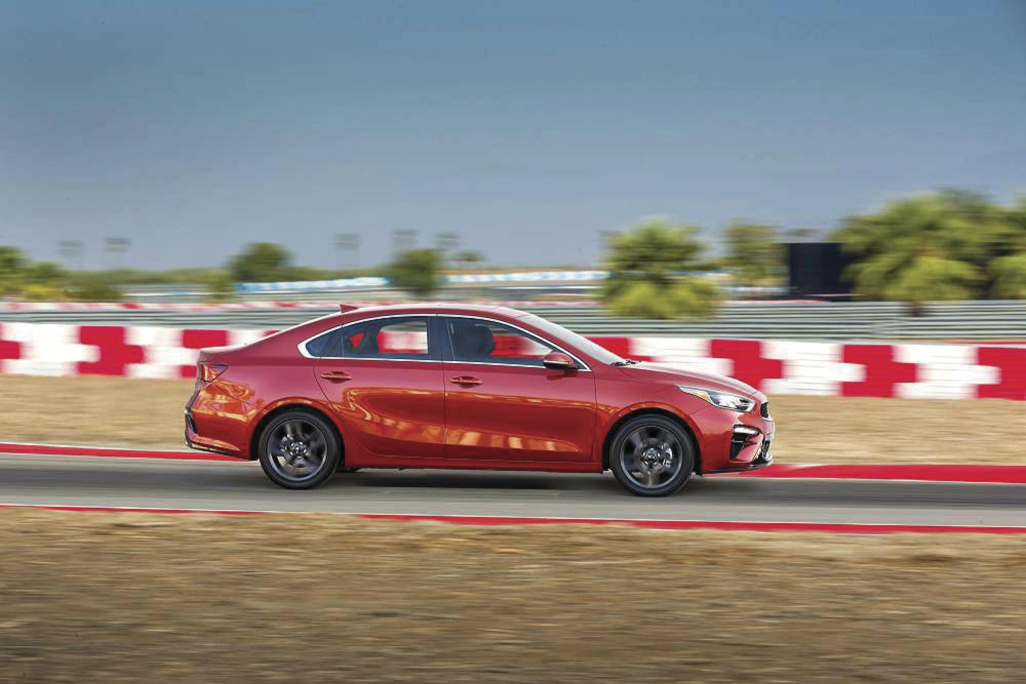 Kia Forte: 2019 model redesigned to resemble the high-performance Stinger
