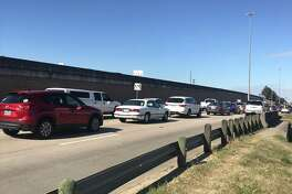 The northbound lanes of Interstate-45 at the intersection of Rayford Road and Sawdust Road will be closed this weekend, reopening at 5 a.m. Monday, Jan. 14. Texas Department of Transportation contractors will be repairing the bridge deck of the freeway overpass.