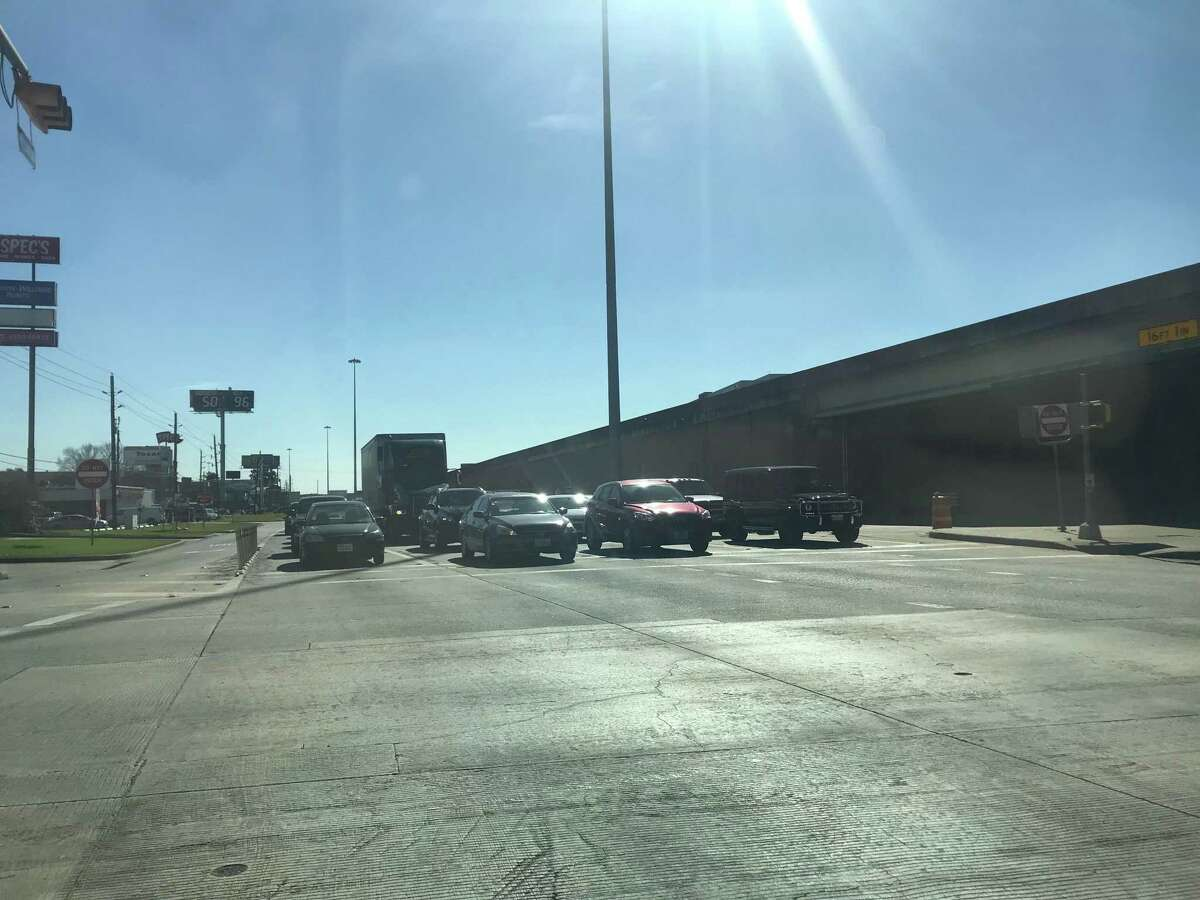 Emily Black, a spokesperson for TxDOT, said the next round of work will see a total closure of the southbound lanes of I-45 starting at 9 p.m., Friday, Jan. 18, and continuing through 5 a.m., Monday, Jan. 21 when the lanes are expected to re-open to traffic. The construction is dependent on weather, and the schedule could change, Black noted.