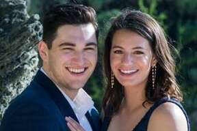 Camil Philippe Lebel and Jennifer Catharine Paradiso