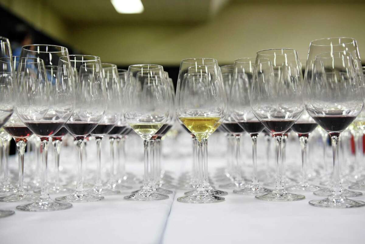 Tasting dozens of wines in a short time period with an expert group can be daunting. It's also fun.