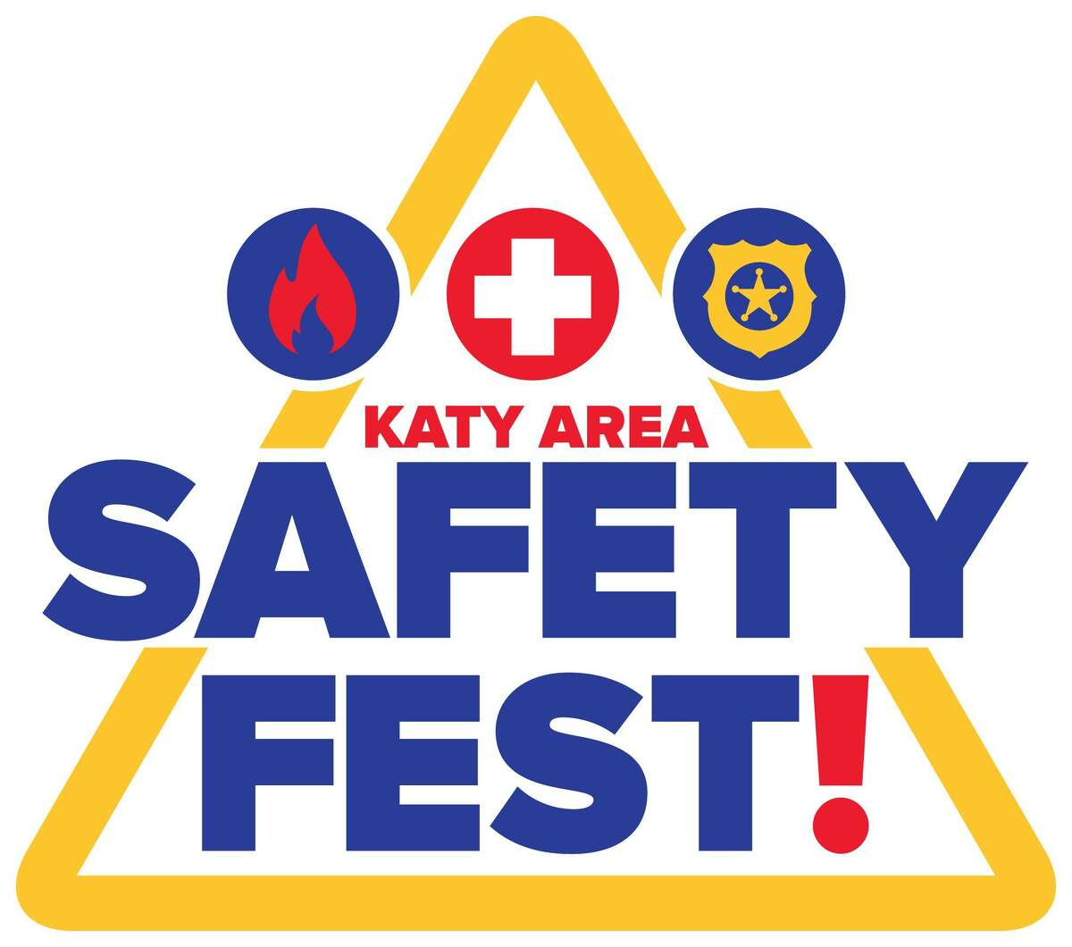 This year's Katy Area Safety Fest will be held virtually.