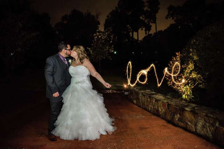 Meaghan Ryan and Brandon Romero's wedding at Madera Estates in Conroe