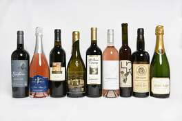 Sweepstake medal winners of the 2019 San Francisco Chronicle Wine Competition held at the Cloverdale Citrus Fair Grounds in Cloverdale, CA, on Friday January 11, 2019. The 2019 San Francisco Chronicle Wine Competition judging sweepstakes was held at the Cloverdale Citrus Fair Grounds in Cloverdale, Calif. on Friday January 11, 2019.