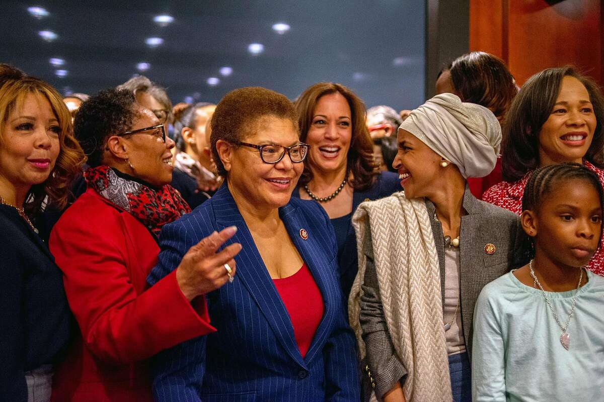 Minorities wield power in Nancy Pelosi's House majority