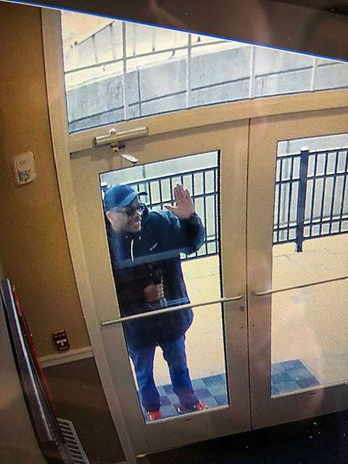 If anyone recognizes the man or can help police with the case, they are asked to contact Detective Richard Bango at 203-924-1544, ext. 442 or rbango@sheltonpolice.net. Photo: Contributed Photo / Shelton Police Department / Contributed Photo / Connecticut Post Contributed