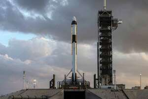 The SpaceX Falcon 9 rocket and Crew Dragon spacecraft rolled out to Launch Complex 39A and went vertical for a dry run to prep for the upcoming Demo-1 flight test — the first test flight of NASA's commercial crew program meant to eventually take humans to the International Space Station. The vehicle initially was supposed to launch Jan. 17, but that date has been delayed until February so that more tests can be run. It doesn't help that the government has been shutdown since Dec. 22, either.