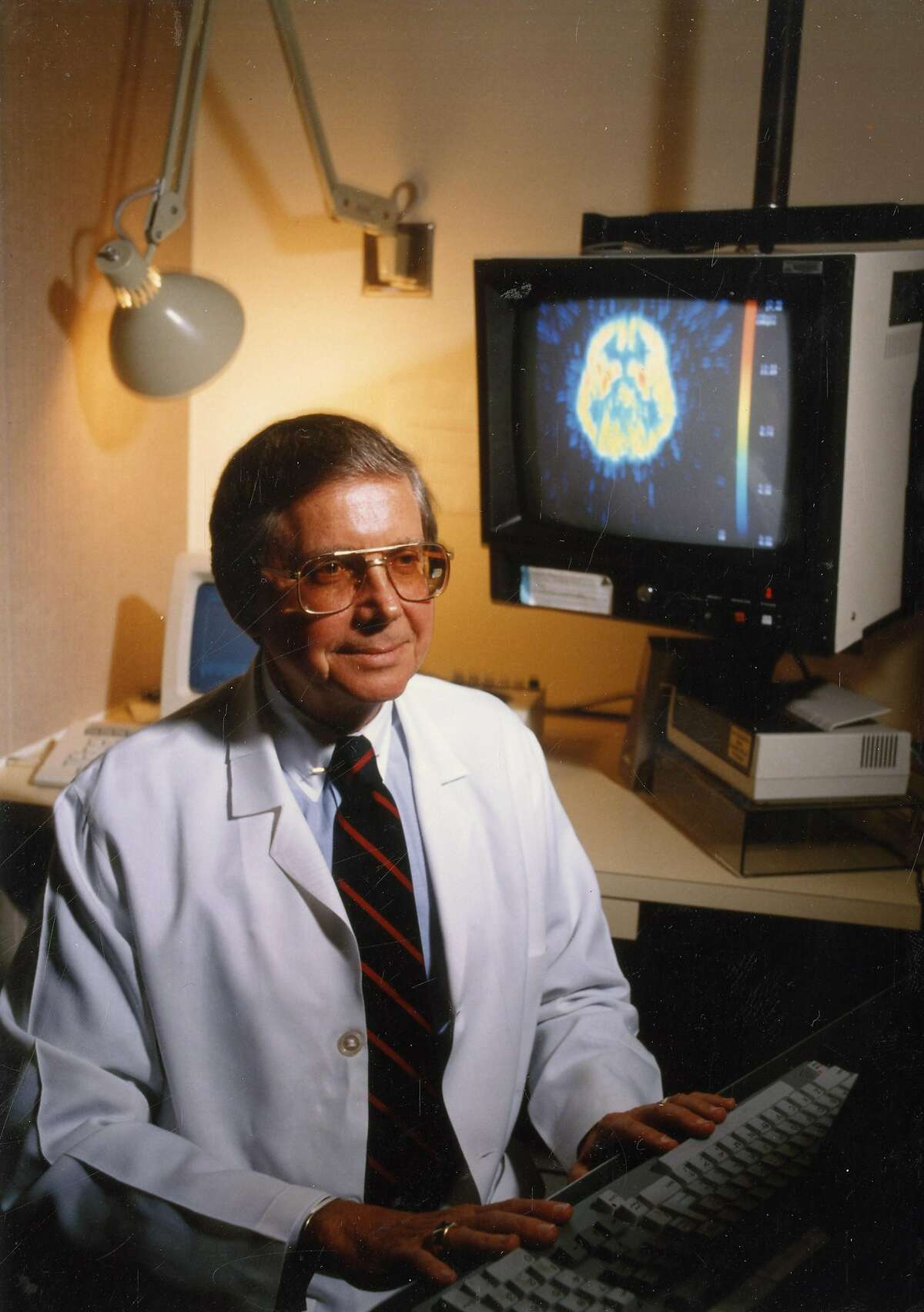 In a photo provided by the U.S. National Library of Medicine, Dr. Lewis Judd in the 1980s. Judd, who as the country's top mental health official helped put in place the so-called Decade of the Brain, an ambitious research agenda focused on brain biology as the key to understanding and treating psychiatric problems, died on Dec. 16, 2018 in San Diego. He was 88. (U.S. National Library of Medicine via The New York Times) -- NO SALES; FOR EDITORIAL USE ONLY WITH NYT STORY OBIT JUDD BY BENEDICT CAREY FOR JAN. 11, 2019. ALL OTHER USE PROHIBITED. --
