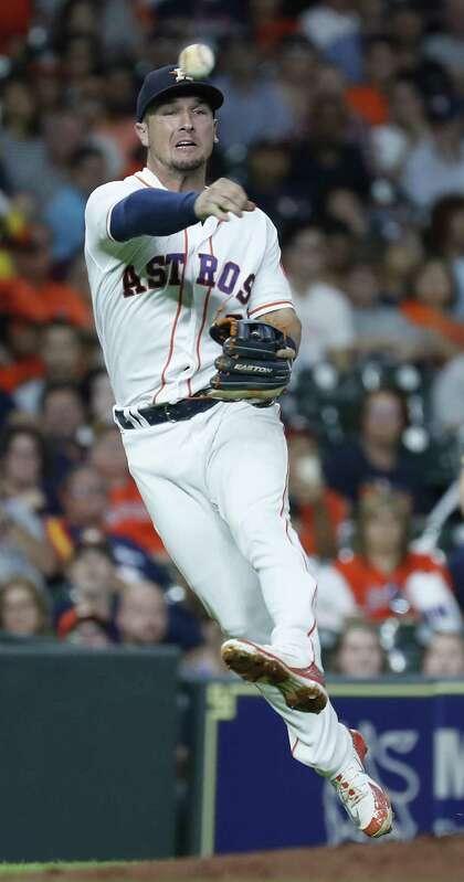 save off 06932 7f4ff Astros third baseman Alex Bregman has arthroscopic elbow ...