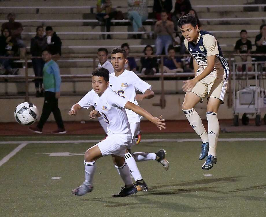 LBJ suffered defeat for the first time this season as it fell to Hanna in penalty kicks 3-2 at the Brownsville Tournament Showcase . Alexander rebounded after its first loss with a 3-2 win over Shadow Creek at the Governor's Cup Showcase in Georgetown. Photo: Cuate Santos /Laredo Morning Times File / Laredo Morning Times
