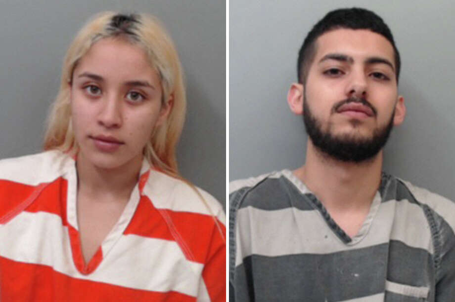 Luis Jaramillo, 21, and Patricia Lorena Villa, 23, were each charged with two counts of manufacturing, delivery of a controlled substance and one count of possession of marijuana. Photo: Courtesy