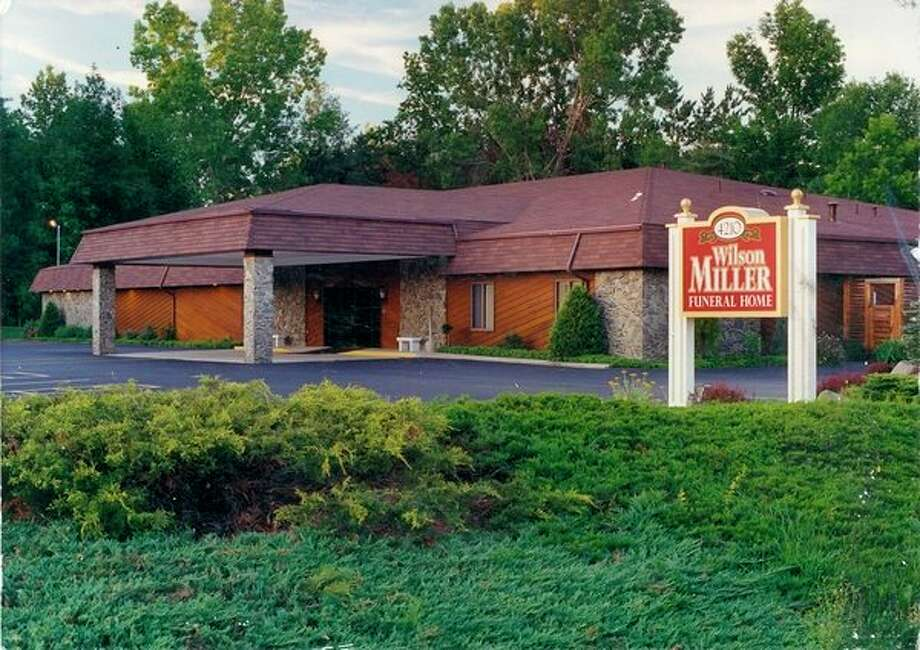 Robert Wilson sold the funeral home to Kyran J. Miller on Aug. 15, 1987. That is when the Wilson MILLER Funeral Home Inc. was formed and moved to its current location at 4210 N. Saginaw Road.(photo provided)