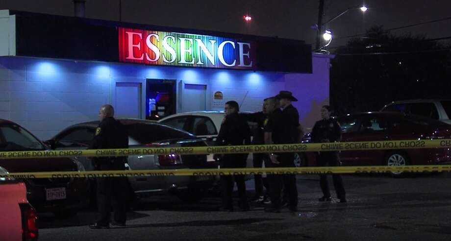 San Antonio police say one man was shot during an altercation at Club Essence Saturday, Jan. 12, 2019. Photo: 21 Pro Video