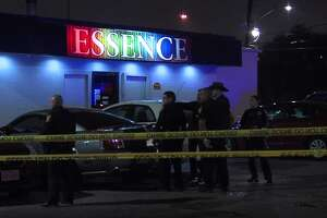 San Antonio police say one man was shot during an altercation at Club Essence Saturday, Jan. 12, 2019.