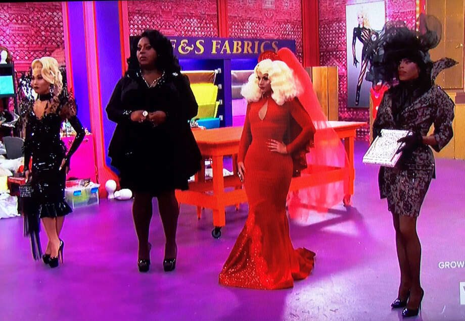 The eliminated 'All Stars' queens have returned! Photo: VH1 Screenshot