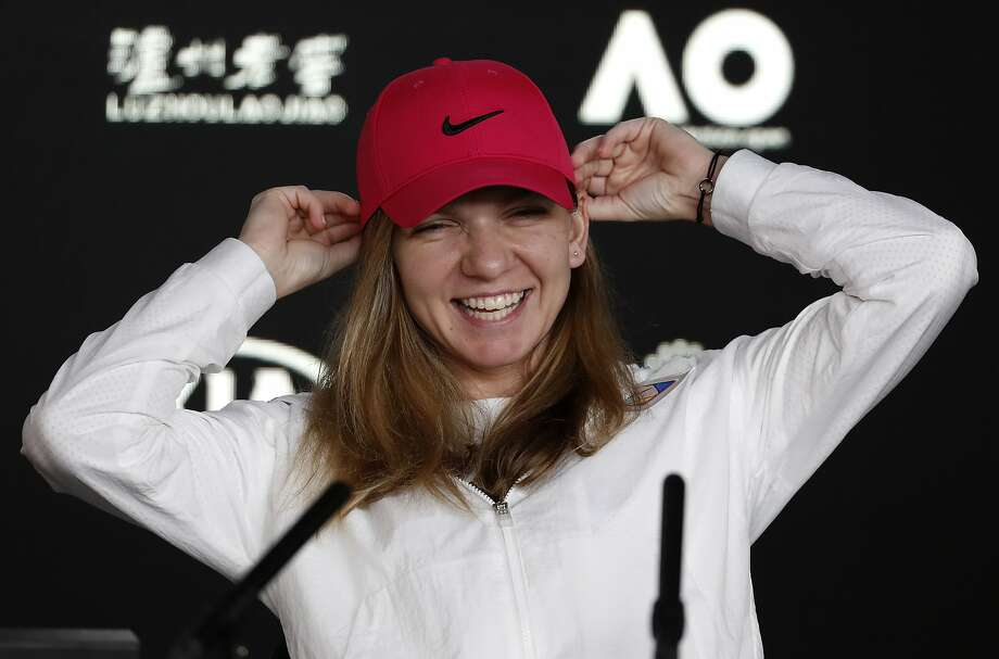 Simona Halep, who won the French Open last year, is in her 48th consecutive week atop the women's tennis rankings. Photo: Kin Cheung / Associated Press