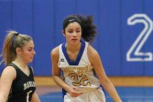 Brookfield senior Jenna Joshi scored her 1,000th career point on Tuesday against Barlow.