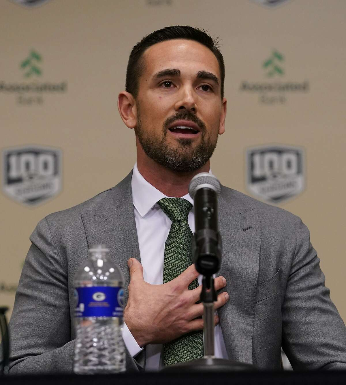 14. (tie) Matt LaFleur, Green Bay Packers Odds of being first NFL head coach fired: +3000 Current record: 3-1