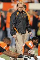 Holgorsen served a one-year stint as the offensive coordinator of the Oklahoma State program.