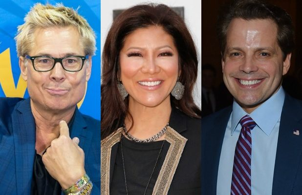 Anthony Scaramucci And Kato Kaelin Roomies On Big Brother