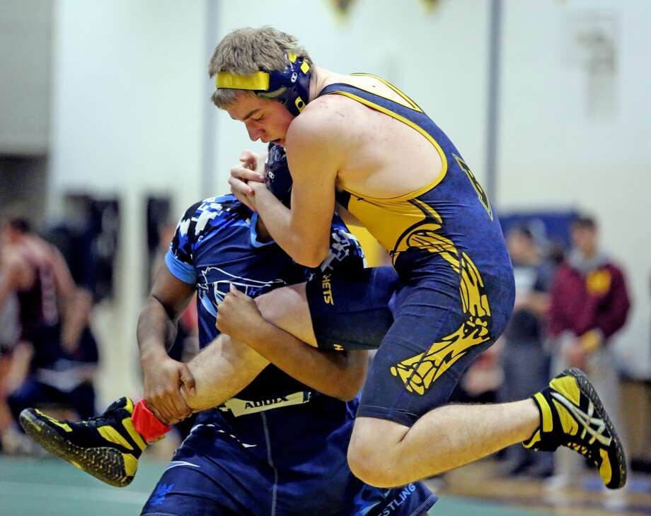Hatchet Wrestling Invitational Photo: Paul P. Adams/Huron Daily Tribune