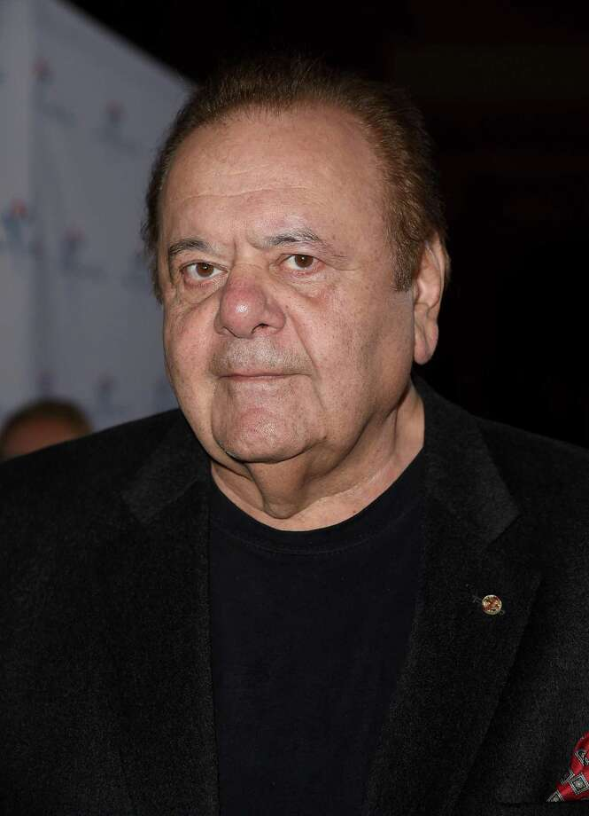 "Paul Sorvino, who played Paulie Cicero in Martin Scorsese's 1990 film ""Goodfellas,"" ended up on State Street earlier this year for dinner. Photo: Kevin Winter / Getty Images / 2016 Getty Images"