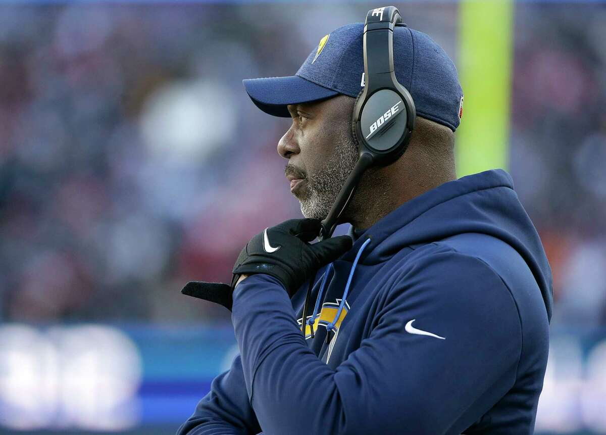 8. Anthony Lynn, Los Angeles Chargers