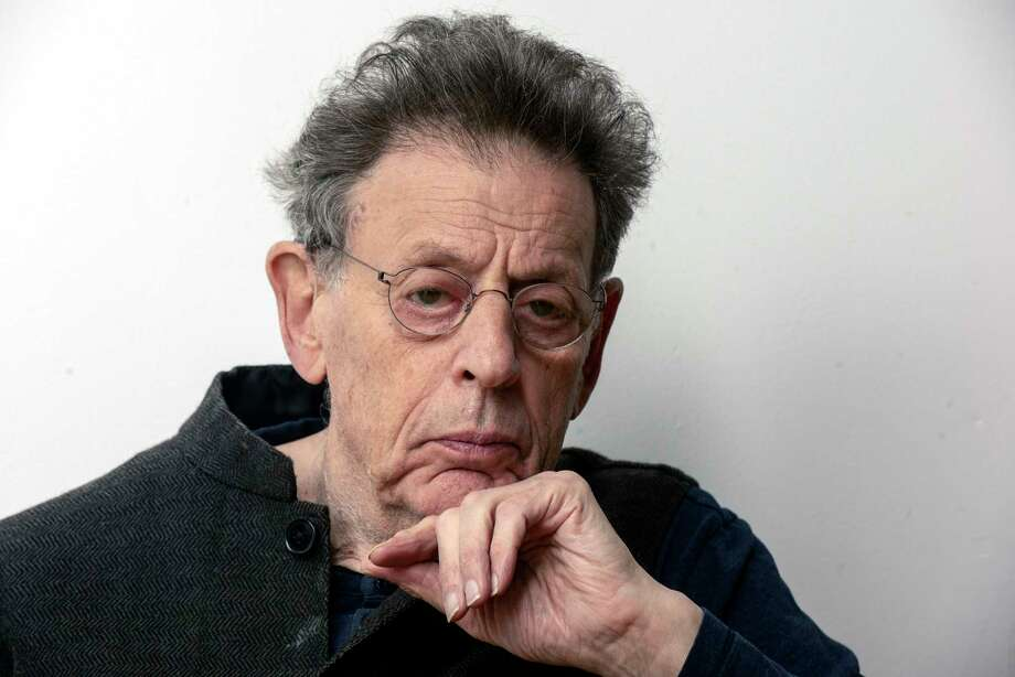 Philip Glass, photographed Nov. 8, 2018, in New York. Photo: Washington Post Photo By Marvin Joseph / The Washington Post