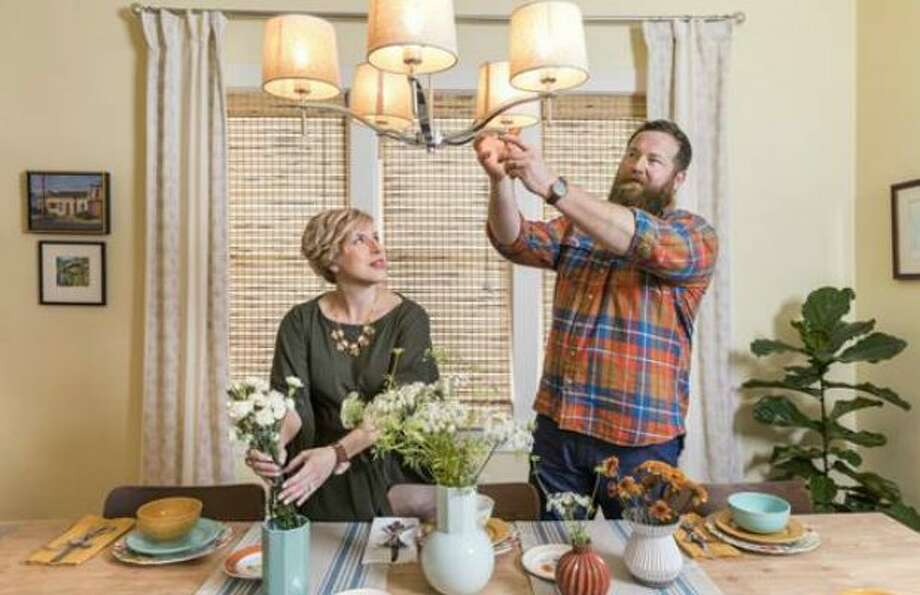 HGTV 'Home Town' Designer Erin 'Cried' the One Time Ben Shaved His Mighty Beard