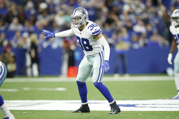 Jeff Heath, safety 2018 base salary: $1.5 million  Contract: 4 years, $7.7 million ($1.8 million guaranteed) Can become a free agent after 2019 season. Photo: Joe Robbins/Getty Images