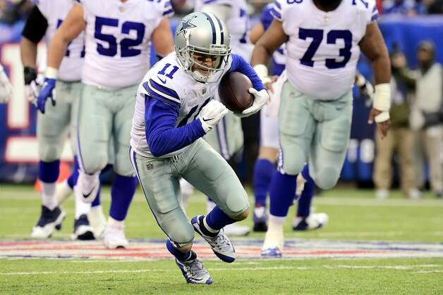 Cole Beasley, receiver 2018 base salary: $3.25 million  Contract: 4 years, $13.6 million ($5 million guaranteed) Can become a free agent this offseason. Photo: Steven Ryan/Getty Images