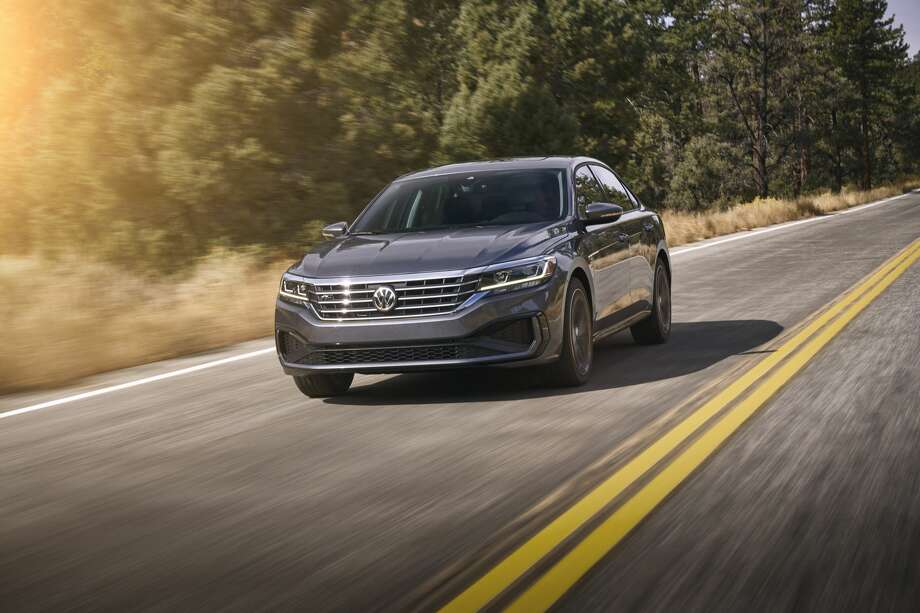 The 2020 Volkswagen Passat. Photo: Volkswagen