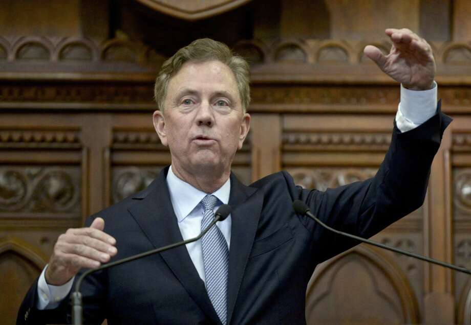 Gov. Ned Lamont Photo: H John Voorhees III / Hearst Connecticut Media / The News-Times