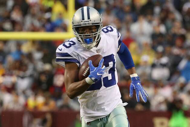 Terrance Williams, receiver 2018 base salary: $2.9 million  Contract: 4 years, $17 million Can become a free agent after 2020 season. Photo: Patrick Smith/Getty Images