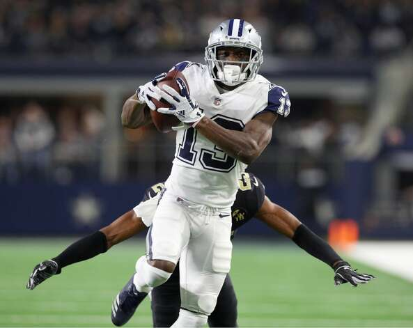 Michael Gallup, receiver 2018 base salary: $480,000 (plus $890,000 signing bonus)  Contract: 4 years, $3.5 million ($889,000 guaranteed) Can become free agent after 2021 season. Photo: Richard Rodriguez/Getty Images