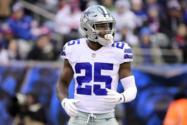 Xavier Woods, safety 2018 base salary: $555,000  Contract: 4 years, $2.56 million ($159,888 guaranteed) Can become a free agent after 2020 season Photo: Steven Ryan/Getty Images