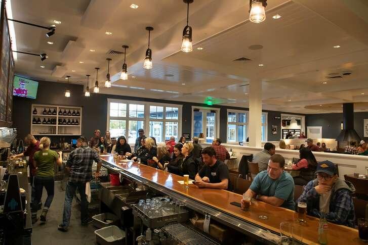The Russian River Brewing Company on Saturday, Jan. 12, 2019, in Healdsburg, Calif.