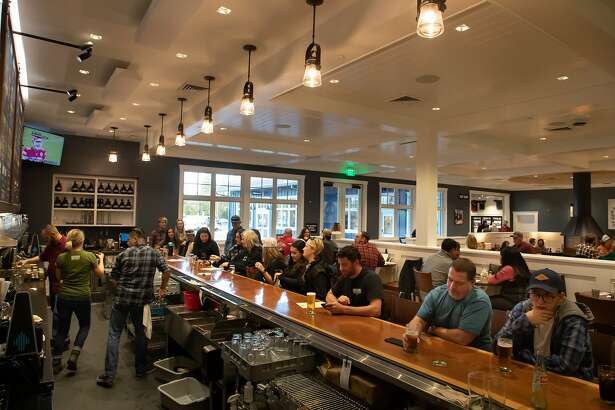 The Russian River Brewing Company on Saturday, Jan. 12, 2019, in Healdsburg, Calif.