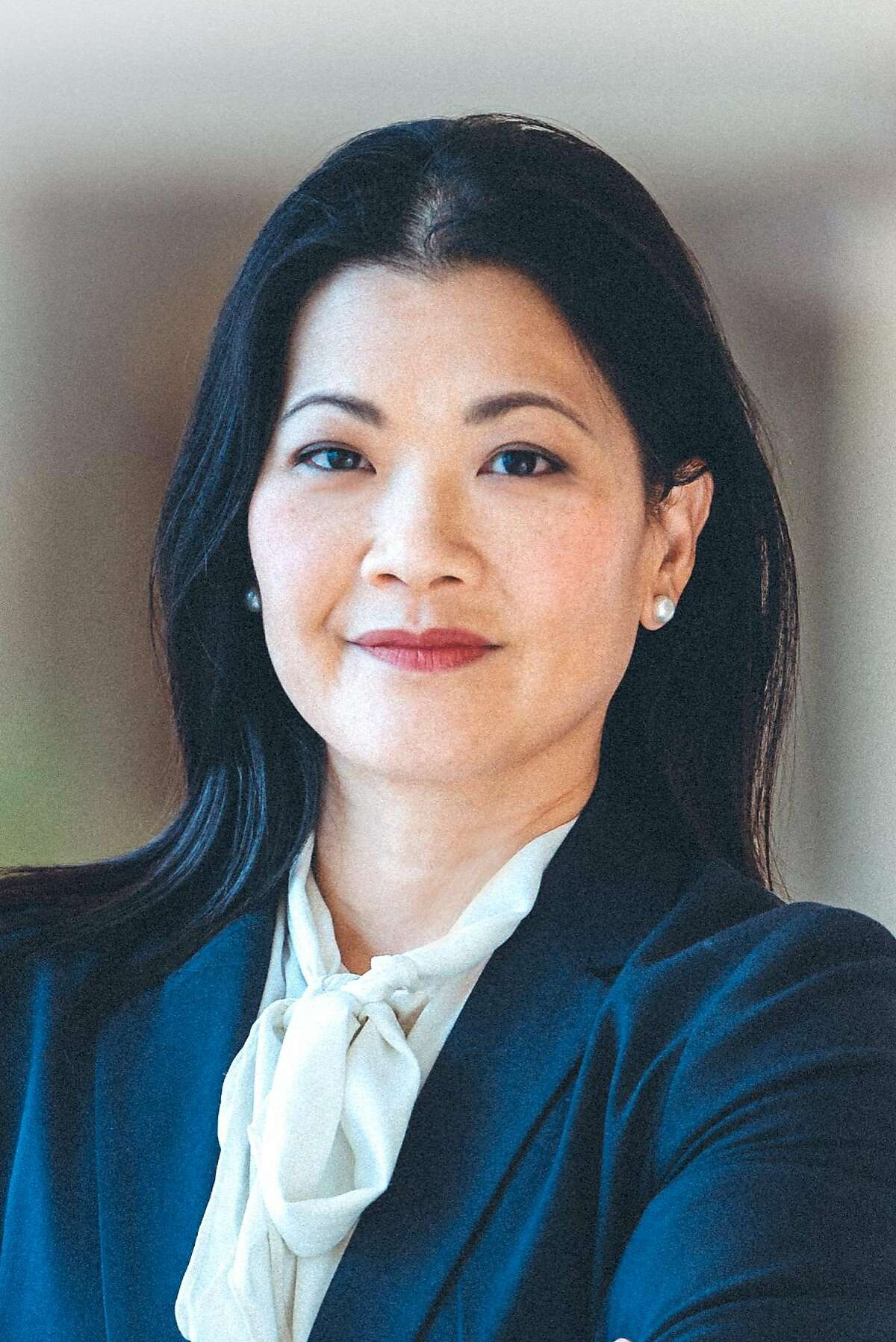 Nancy Tung, candidate for San Francisco district attorney