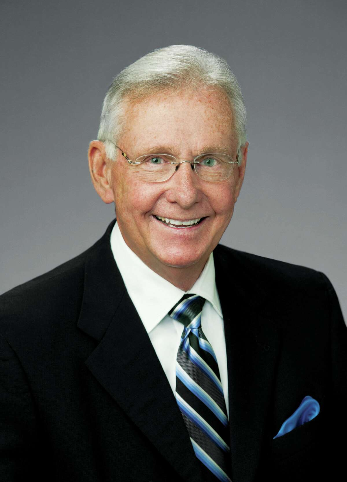 Clyde Fitzgerald is a commissioner for the Port of Houston.