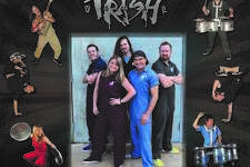 """""""Vocal Trash,"""" a five-member troupe, set to entertain, educate and inspire audience to reduce, reuse and recycle during Friday performance in Plainview."""