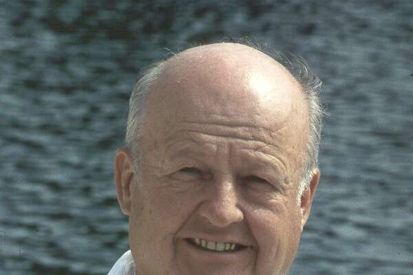 Dick Pool, a salmon conservationist who helped invent an underwater filming technique, was voted into the California Outdoors Hall of Fame