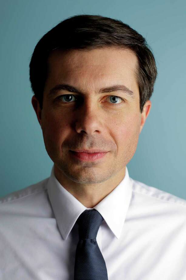 Pete Buttigieg, who was first elected at age 29, is a two-term mayor of South Bend, Ind. Photo: Photo For The Washington Post By Joshua Lott / For The Washington Post